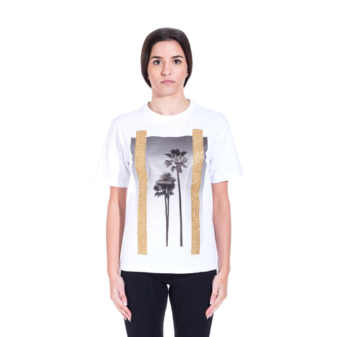 Palm Angels Palms Tee at Feuille Luxury - 2