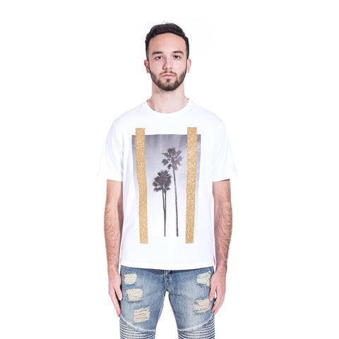 Palm Angels Palms Tee at Feuille Luxury - 1