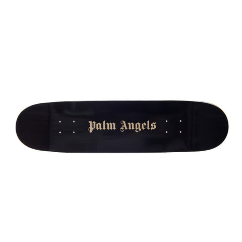 Palm Angels Rasta Skateboard at Feuille Luxury - 2