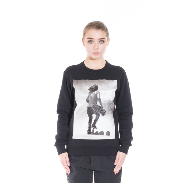 Palm Angels Rasta Sweater at Feuille Luxury - 2