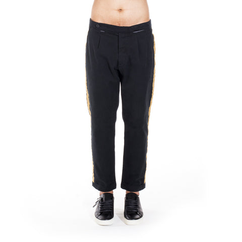 Palm Angels Washed Classic Trousers at Feuille Luxury - 1