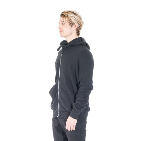 Rick Owens DRKSHDW Bullet Hoody at Feuille Luxury - 4