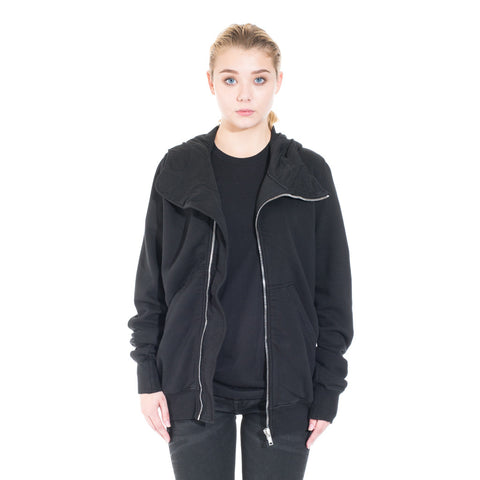 Rick Owens DRKSHDW Bullet Hoody at Feuille Luxury - 2