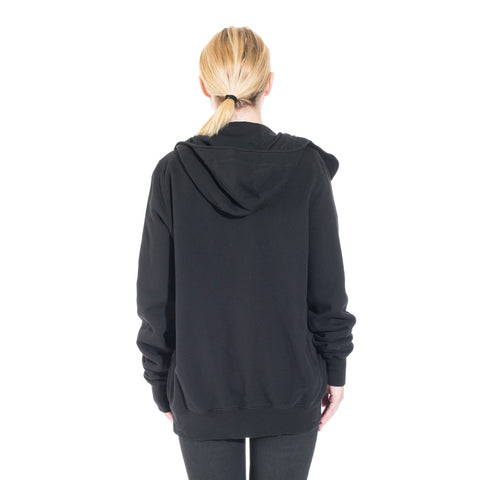 Rick Owens DRKSHDW Bullet Hoody at Feuille Luxury - 7