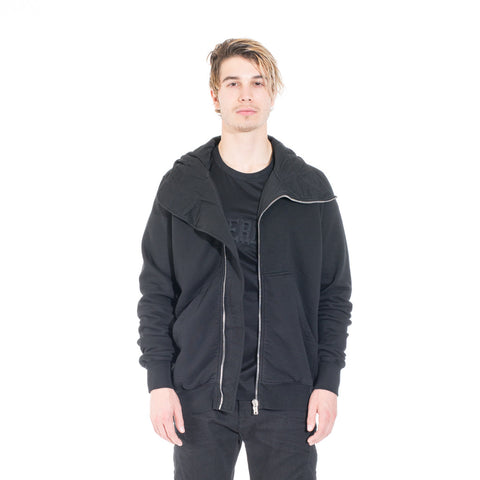 Rick Owens DRKSHDW Bullet Hoody at Feuille Luxury - 3