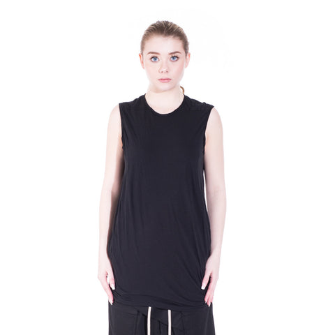 Rick Owens DRKSHDW Double Layer Sleeveless Top at Feuille Luxury - 2