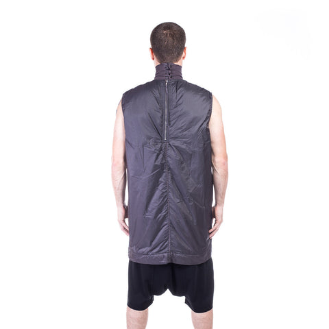 Rick Owens DRKSHDW Sphinx Sleeveless Tunic at Feuille Luxury - 4