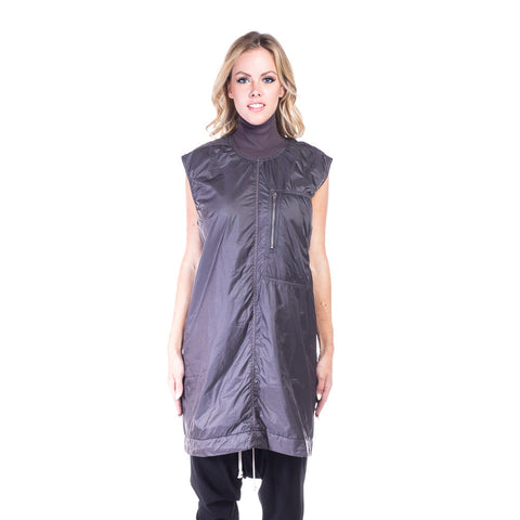 Rick Owens DRKSHDW Sphinx Sleeveless Tunic at Feuille Luxury - 2