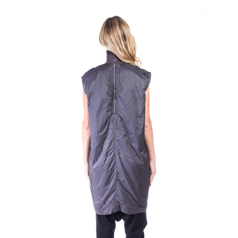 Rick Owens DRKSHDW Sphinx Sleeveless Tunic at Feuille Luxury - 7