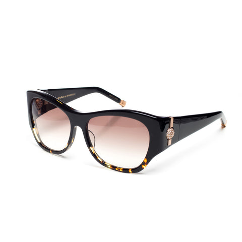 Big Love Diamond Pave Sunglasses