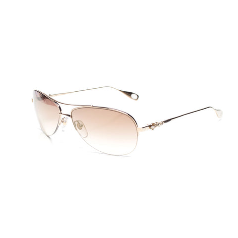 Shamballa BTS Aviator Sunglasses at Feuille Luxury