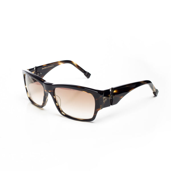 Shamballa Purpa 2 Sunglasses at Feuille Luxury