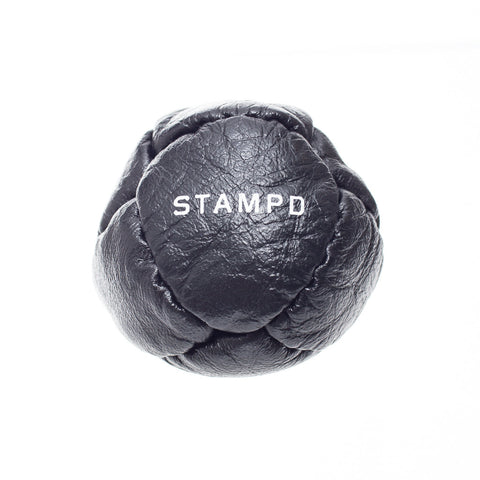 StampdLA Leather Footbag at Feuille Luxury