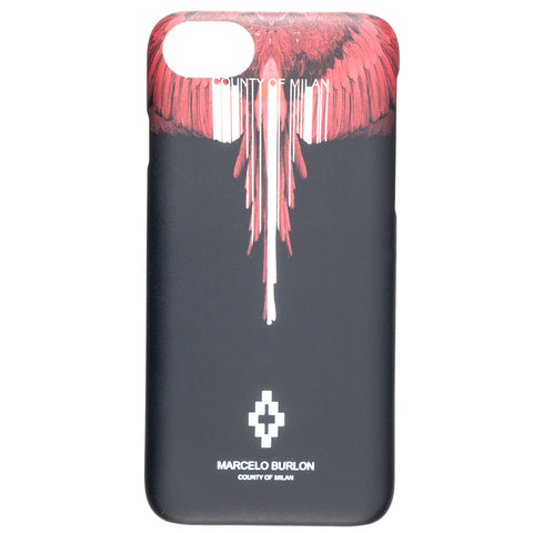 Wings Barcode iPhone 8 Case