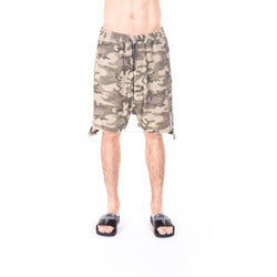 Vivienne Westwood Camouflage Shorts at Feuille Luxury - 1