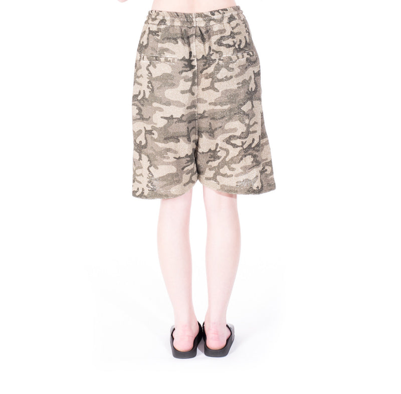 Vivienne Westwood Camouflage Shorts at Feuille Luxury - 6