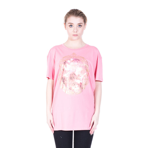 Vivienne Westwood Mirror Collage Tee at Feuille Luxury - 1