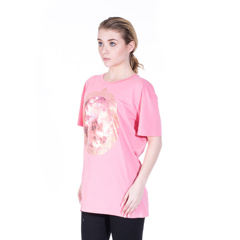 Vivienne Westwood Mirror Collage Tee at Feuille Luxury - 3