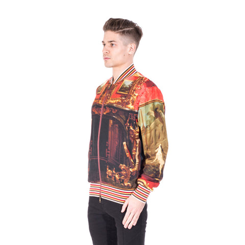 Vivienne Westwood Red Wallace Jacket at Feuille Luxury - 3