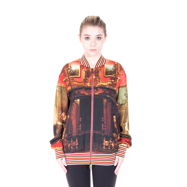 Vivienne Westwood Red Wallace Jacket at Feuille Luxury - 1