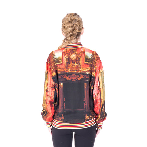 Vivienne Westwood Red Wallace Jacket at Feuille Luxury - 6