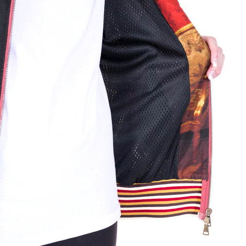 Vivienne Westwood Red Wallace Jacket at Feuille Luxury - 8