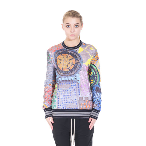 Vivienne Westwood Screenprint Sweatshirt at Feuille Luxury - 1