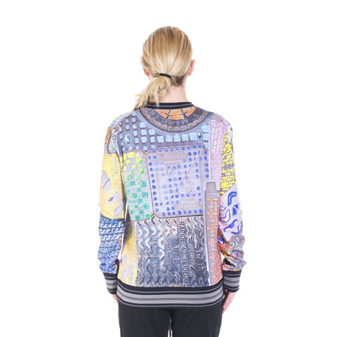 Vivienne Westwood Screenprint Sweatshirt at Feuille Luxury - 5
