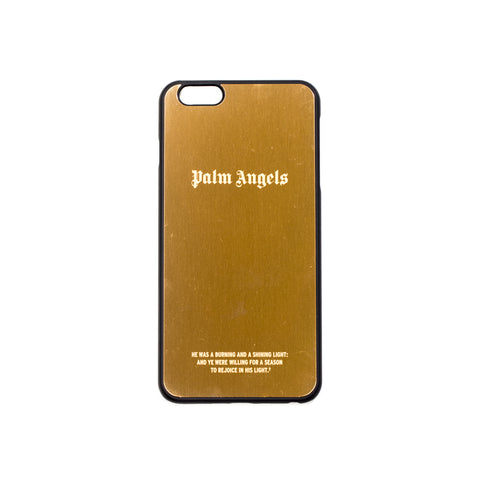 Palm Angels Gold iPhone 6/S Plus Case