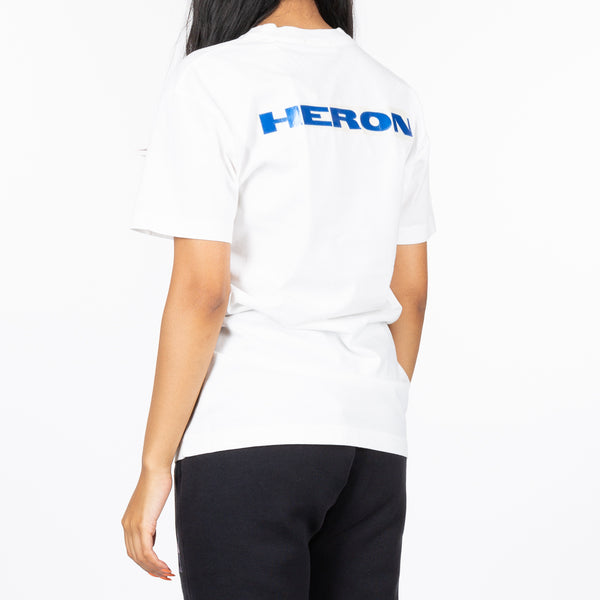 Ladies Heron Patch T-Shirt