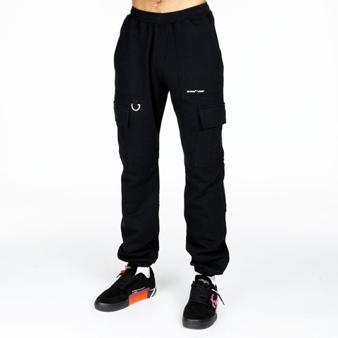 Logo Cargo Sweatpants