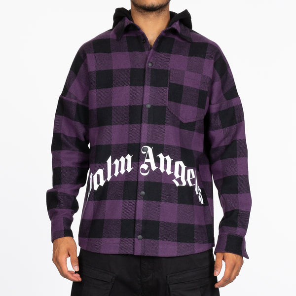 Hooded Oversize Shirt