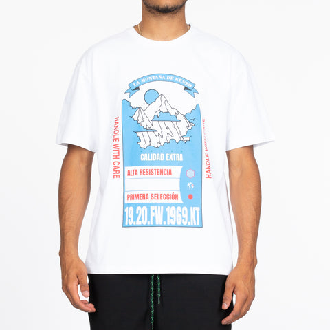 Mountain Care Tag T-Shirt