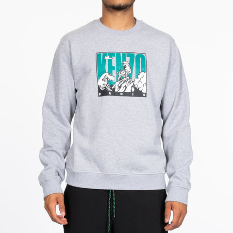 Mountain Tiger Sweatshirt