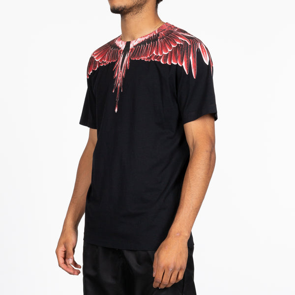 Red Ghost Wings T-Shirt