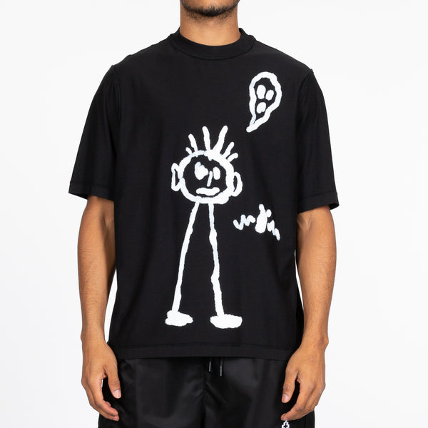 Kid Sketch Oversize T-Shirt