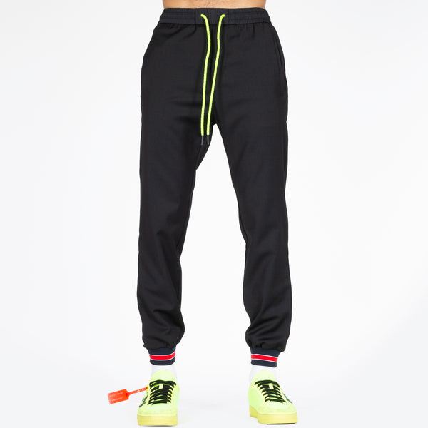 Fluo Drawstring Sweatpants