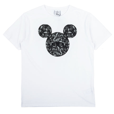 Ladies Mickey Mouse Snake Tee
