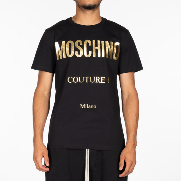 Foil MOSCHINO Tee