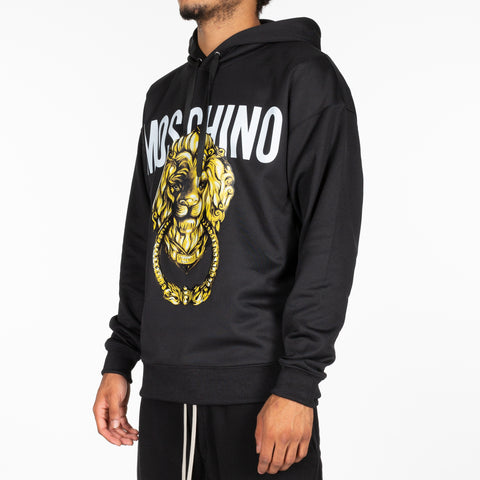 Lion Knocker Hoody