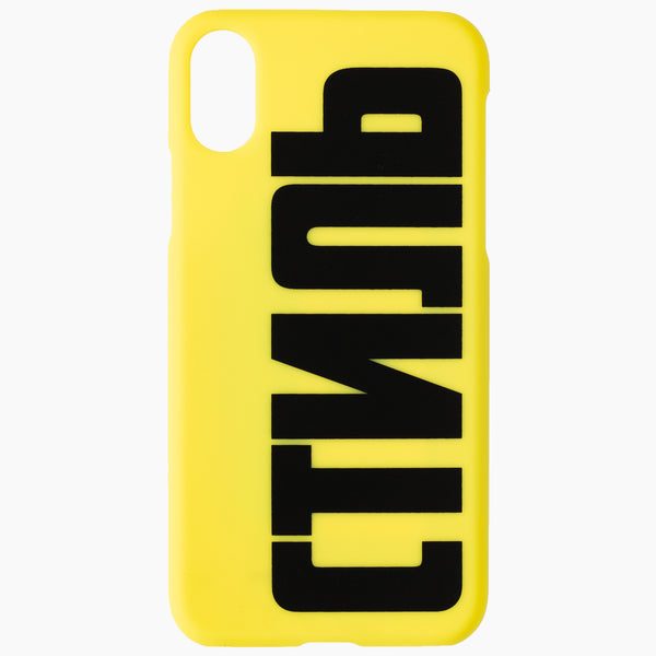 CTNMB iPhone XS Cover