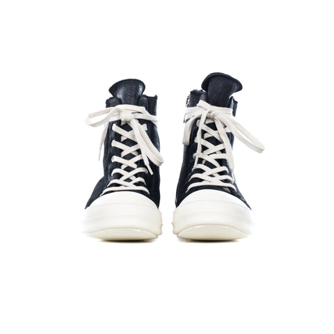 High-Top Shearling Sneakers