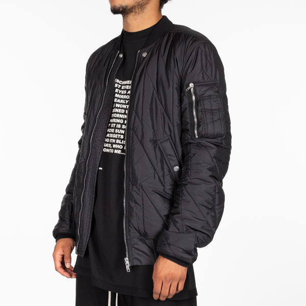 Larry Padded Flight Jacket