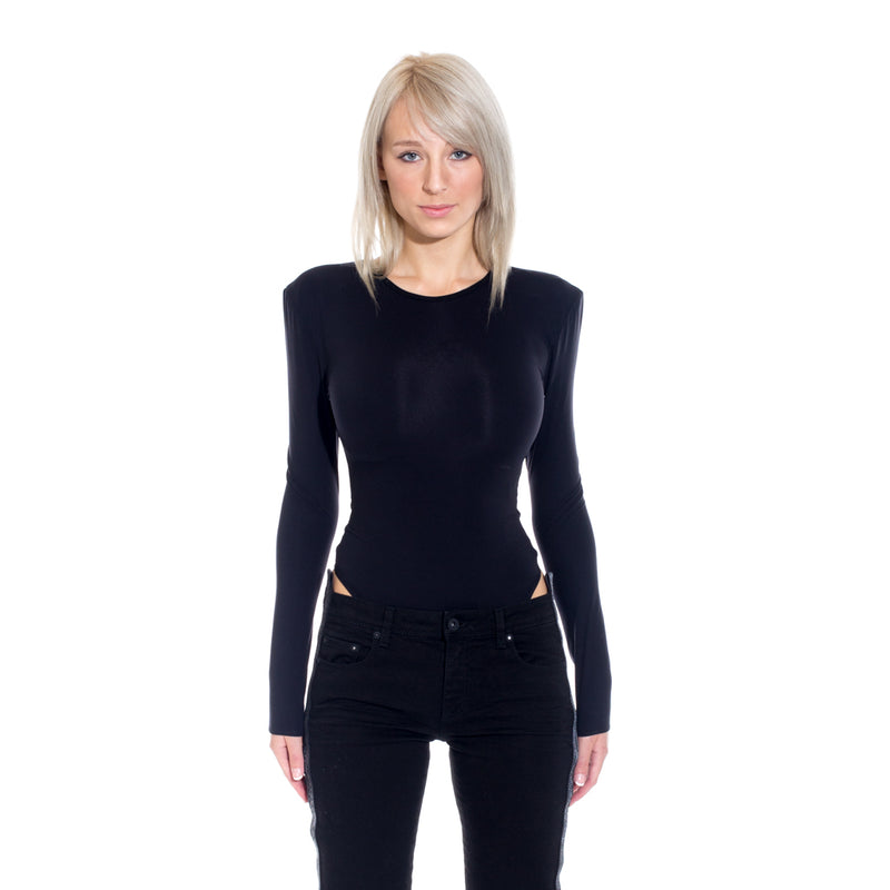 Stocking Spalline Long Sleeve Body Shirt