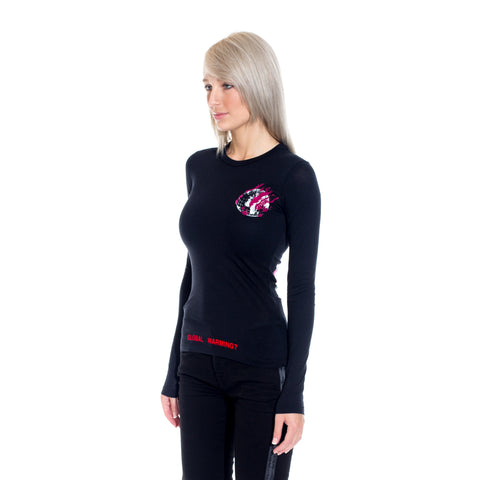 Fire Long Sleeve Tee
