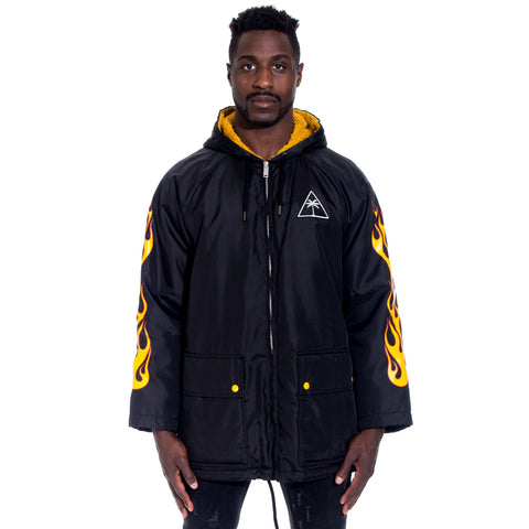 Palms and Flames Jacket