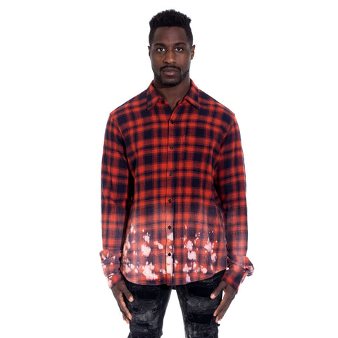 Bleach Check Shirt