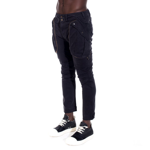 Canvas Cargo Pants