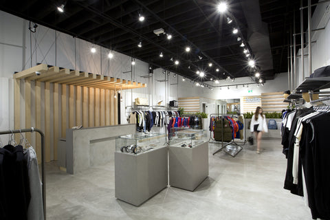 Inside Feuille retail