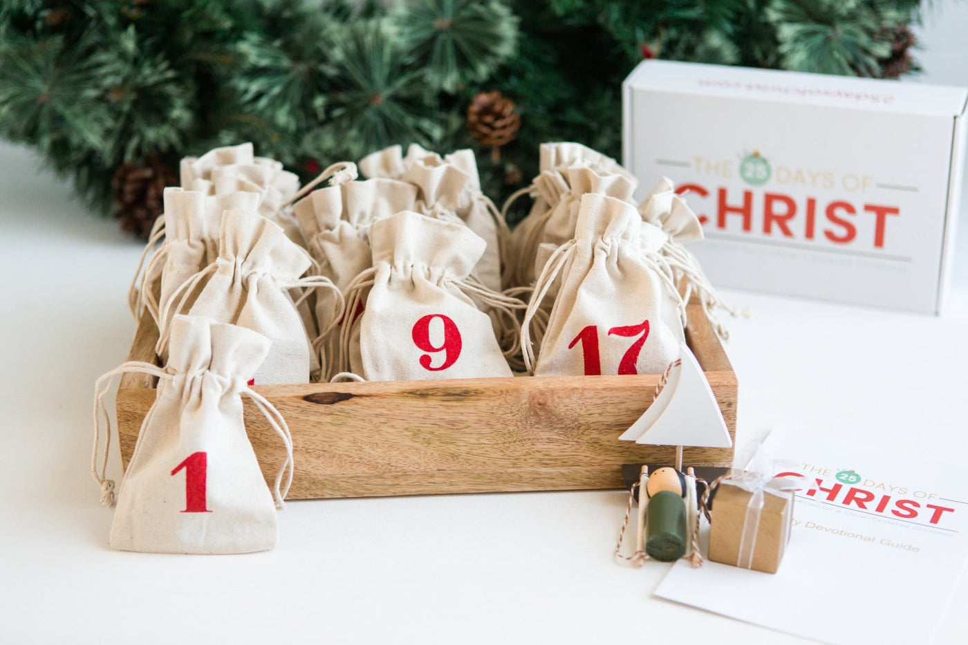 Advent Bags